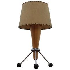 "Midcentury Table Lamp ""Rocket"", 1960s"