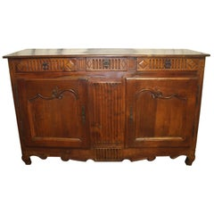 Superbe 18th Century French Directoire Buffet