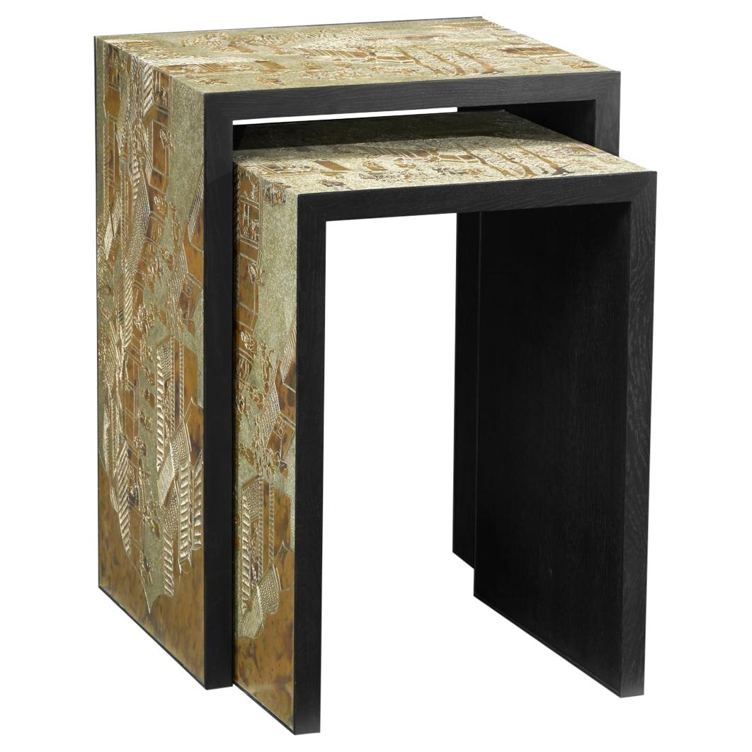 Midcentury Style Nesting Tables