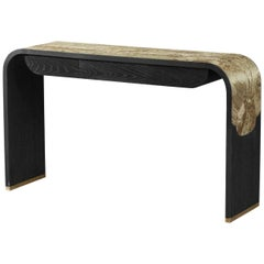 Midcentury Style Console Table