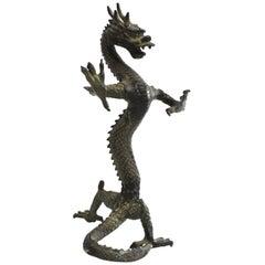 Bronze Dragon, Standing Dragon