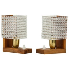 Two Austroluxe Table Lamps, circa 1960s