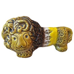 Aldo Londi for Bitossi Ceramic Lion