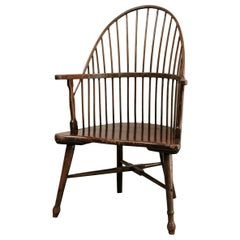 18th Century Stickback Windsor Chair