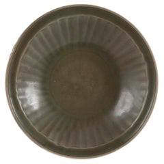Ming Dynasty Celadon Glazed Charger