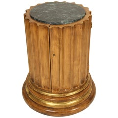 Columnar form occasional table attributed to Therien and Company