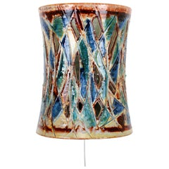 Harlequin Sconce No. 232 by Jette Helleroe Axella Design, 1970s