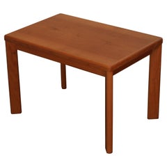 Danish Modern Teak Table by Henning Kjaernulf for Vejle Stole & Møbelfabrik