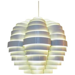 "Large Italian 1960s ""Tornado"" Ceiling Light by Elio Martinelli"