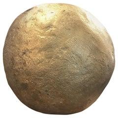 Bronze Ball by Ado Chale