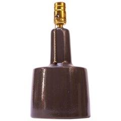Martz for Marshall Studios High-Gloss Ceramic Table Lamp