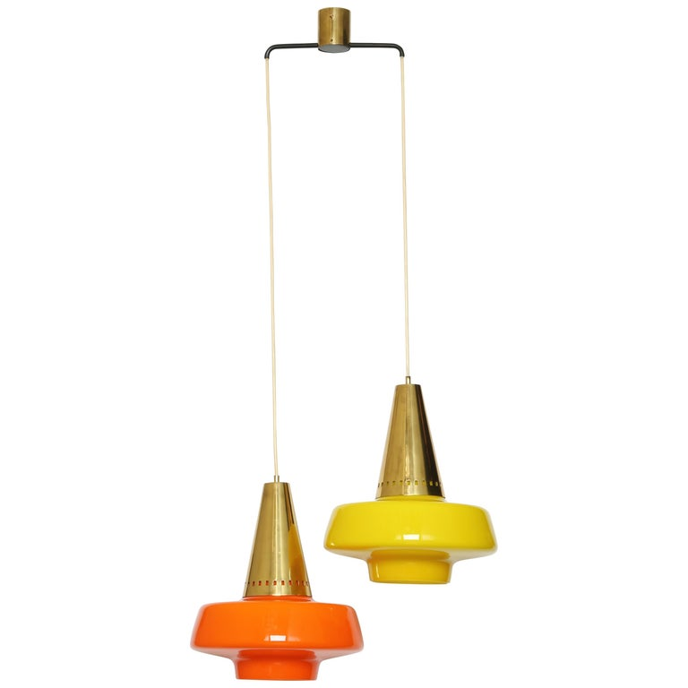 Stilnovo Ceiling Pendant For Sale