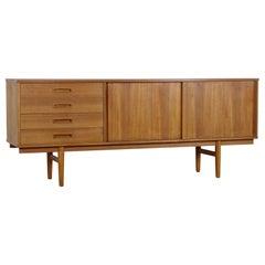 Vintage Midcentury Danish Teak Sideboard
