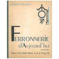"""FERRONNERIE - d'Aujourd'hui"" Book of Metal Ware Designs"