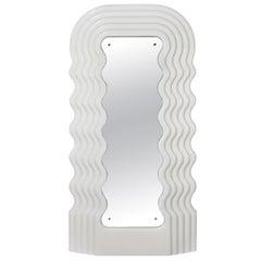 Ettore Sottsass, Ultrafragola Mirror, Poltronova, Italy