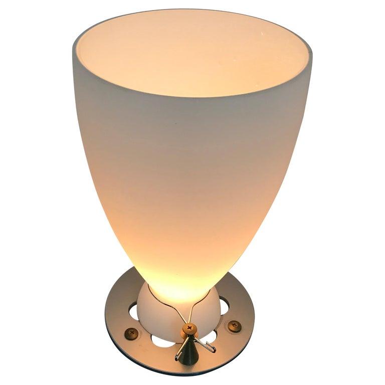 "Umberto Riva ""Franceschina"" Table Lamp for Fontana Arte, 1989 For Sale"