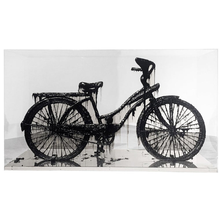 Tar Bicycle by Mattia Biagi For Sale