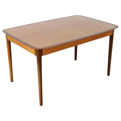 Vintage Danish Extendable Dining Table in Teak