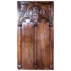 Antique Church Door