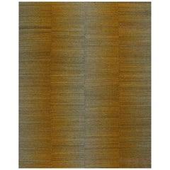 Contemporary Handwoven Flat-Weave Persian Kilim Rug, RC 109995