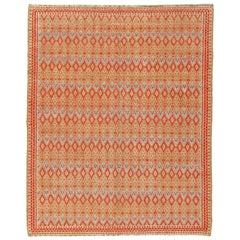 Vintage marokkanischer Teppich