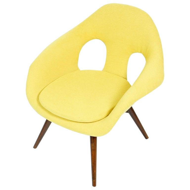 31643527c592 Mid-Century Modern Shell Chair František Jirak