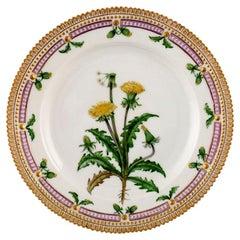 Royal Copenhagen Flora Danica Lunch Plate Model Number 20/3550