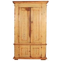 Swedish Linen Cupboard