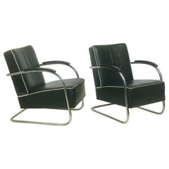 "Set of Two Thonet Armchairs, ""1930"""