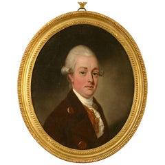 Circle of Thomas Hickey, Portrait of Francis Nevil
