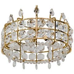 Bakalowits chandelier around 1950s
