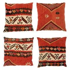 Set of Turkish Fabric Pillows