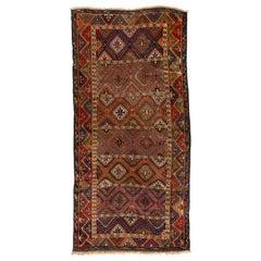 Antique Turkish Yoruk Rug, circa 1880