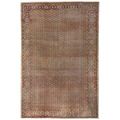 Antique Sivas Carpet, circa 1930s