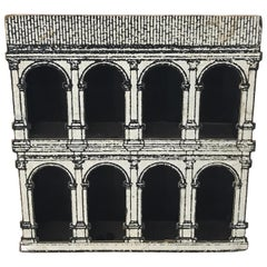 Fornasetti Style Architectural 8 Arch Display