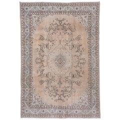 Vintage Turkish Sparta Carpet