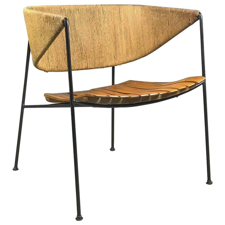 Lounge Chair by Arthur Umanoff for Shaver Howard and Raymor For Sale