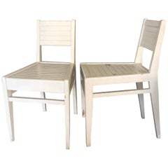 Pair of Secession Chairs