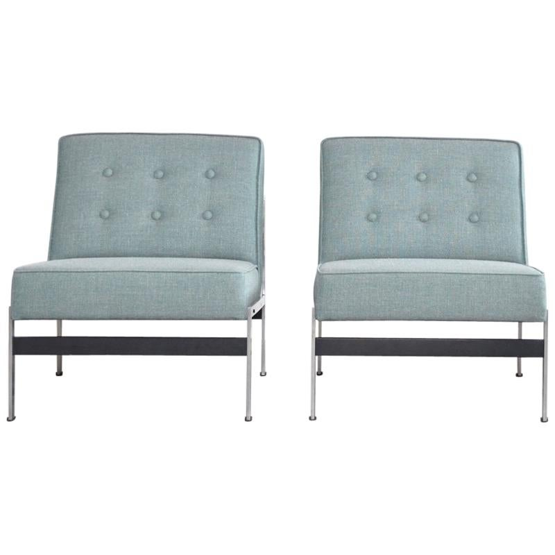 Set of two Midcentury Kho Liang Ie 020 Easy Chairs for Artifort