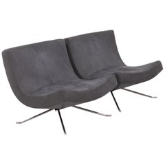 Set of Two Pop Chairs by Christian Werner for Ligne Roset