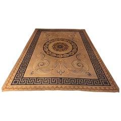 20th Century Biedermeier or Empire Aubusson Carpet