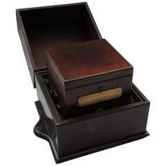 Early Parkinson and Frodsham Marine Chronometer