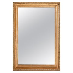 Giltwood Wall Mirror, 19th Century