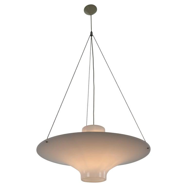 Skyflyer, Lokki Hanging Lamp by Yki Nummi for Sanka, 1960s For Sale