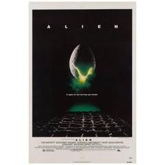 'Alien' Film Poster