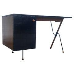 Vintage Original Greta Grossman Series 62 Desk for Glenn of California
