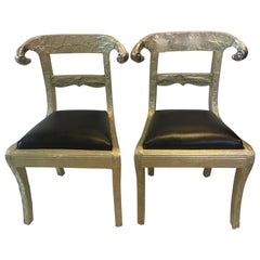 Pair of Indian Wedding Chairs
