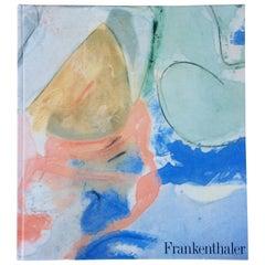 Signed Helen Frankenthaler Monograph Book