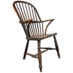 Late 18th Century English Windsor Chair