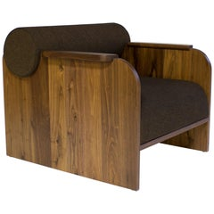 June Modern Lounge and Club Chair